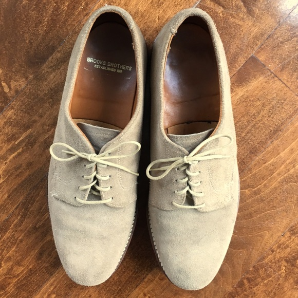14a7c2ea4a1 Brooks Brothers Other - ✨SALE✨Brooks Brothers Classic Bucks in Tan - Sz 8
